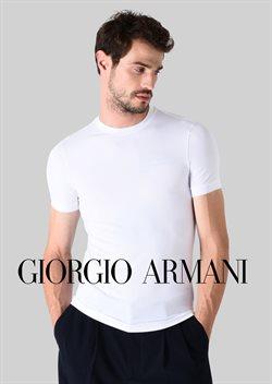 Offerte Grandi Firme nella volantino di Giorgio Armani a Serravalle Scrivia ( Più di un mese )