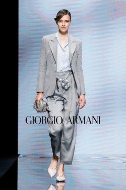 Catalogo Giorgio Armani ( Più di un mese )