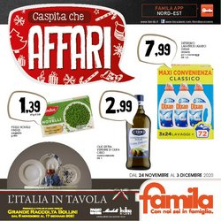 Catalogo Famila a San Martino di Lupari ( Scaduto )