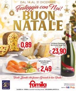 Catalogo Famila a Verona ( Scaduto )