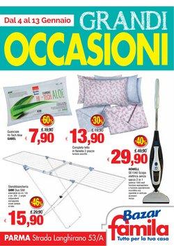 Catalogo Famila a Parma ( Scaduto )