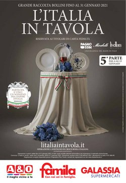 Catalogo Famila a Brescia ( Scaduto )
