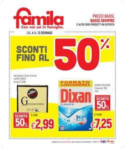 Catalogo Famila a Legnago ( Scaduto )