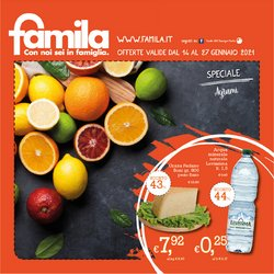 Offerte Iper Supermercati nella volantino di Famila a Senigallia ( Per altri 2 giorni )