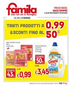 Offerte Iper Supermercati nella volantino di Famila a Legnago ( Per altri 5 giorni )
