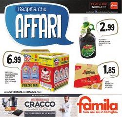 Catalogo Famila a Bologna ( Per altri 6 giorni )