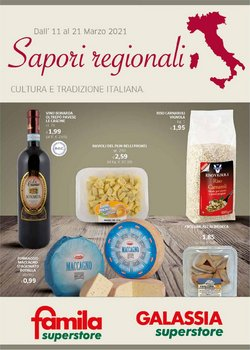 Catalogo Famila a Milano ( Per altri 15 giorni )