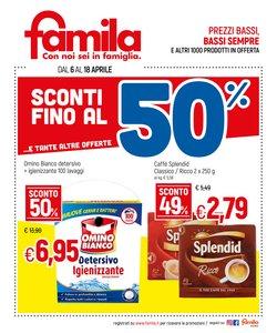 Catalogo Famila a Verona ( Per altri 2 giorni )