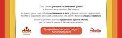 Coupon Famila a Canzo ( Per altri 2 giorni )