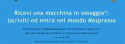 Offerte di Nespresso nella volantino di Milano