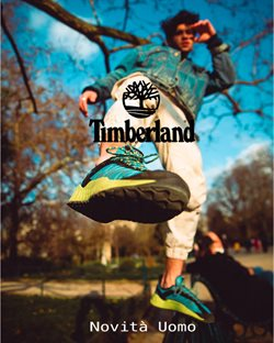 Catalogo Timberland a Milano ( Per altri 8 giorni )