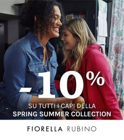 Catalogo Fiorella Rubino a Milano ( Scaduto )