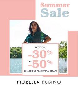 Offerte di Fiorella Rubino nella volantino di Fiorella Rubino ( Scade domani)