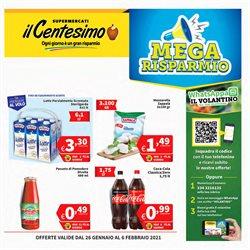 Offerte Iper Supermercati nella volantino di Il Centesimo a Caltanissetta ( 2  gg pubblicati )