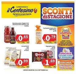 Catalogo Il Centesimo ( Scade domani)
