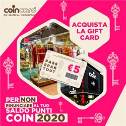 Catalogo Coin ( 3  gg pubblicati )