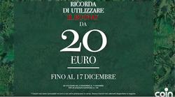 Offerte di Coin nella volantino di Roma
