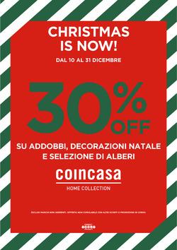 Offerte di Coin nella volantino di Milano