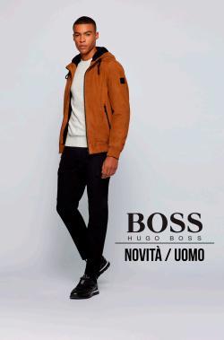 Offerte di Grandi Firme nella volantino di Hugo Boss ( Pubblicato oggi)