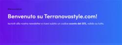Coupon Terranova a Mestre ( 3  gg pubblicati )
