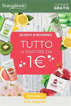 Offerte Profumeria e Bellezza nella volantino di Bottega Verde a Vercelli ( Per altri 15 giorni )