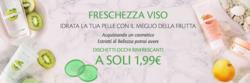 Offerte di Bottega Verde nella volantino di Roma