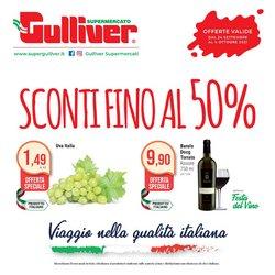 Catalogo Supermercati Gulliver ( Pubblicato ieri)