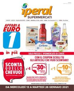 Catalogo Iperal a Como ( Scaduto )