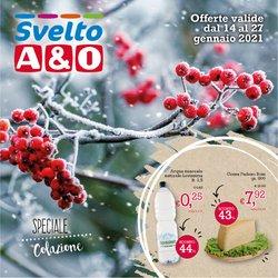 Catalogo A&O a Forlì ( Per altri 3 giorni )