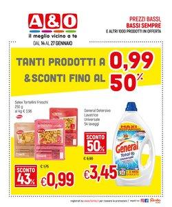 Catalogo A&O a Verona ( Per altri 6 giorni )