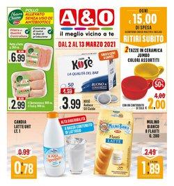 Offerte Iper Supermercati nella volantino di A&O a Molfetta ( Pubblicato oggi )