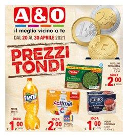 Offerte di A&O nella volantino di A&O ( Scaduto)