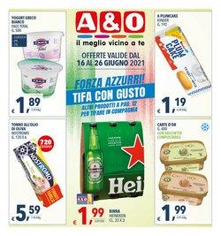 Offerte di A&O nella volantino di A&O ( Per altri 4 giorni)