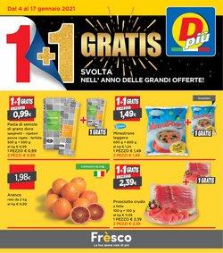 Offerte Discount nella volantino di DPiù a Carmagnola ( Scade domani )