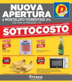 Catalogo DPiù a Firenze ( Scaduto )