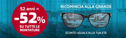 Offerte Ottica nella volantino di Ottica Avanzi a Cesena