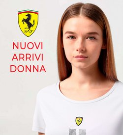 Offerte di Auto, Moto e Ricambi nella volantino di Ferrari Store ( Scade domani)