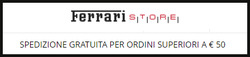Offerte di Ferrari Store nella volantino di Venezia