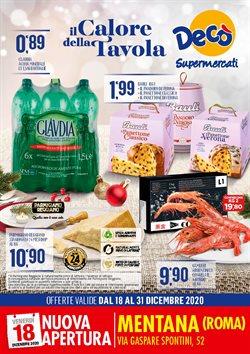 Catalogo Deco Supermercati a Roma ( Scaduto )