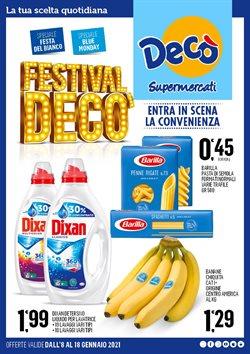 Catalogo Deco Supermercati a Avellino ( Scade oggi )
