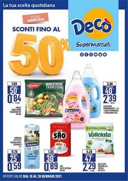 Catalogo Deco Supermercati a Roma ( Per altri 3 giorni )