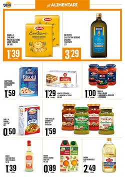 Offerte di Brodo vegetale a Deco Supermercati