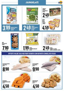 Offerte di Polpo a Deco Supermercati
