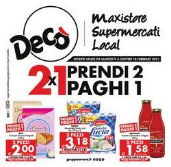 Catalogo Deco Supermercati a Catania ( Scaduto )