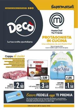 Catalogo Deco Supermercati a Napoli ( 2  gg pubblicati )