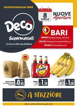 Offerte Iper Supermercati nella volantino di Deco Supermercati a Bisceglie ( Scade oggi )