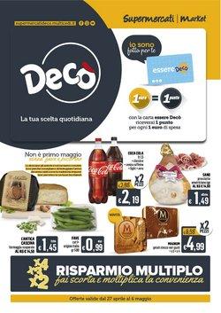 Catalogo Deco Supermercati ( Scade oggi)