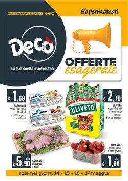 Catalogo Deco Supermercati ( Pubblicato oggi)