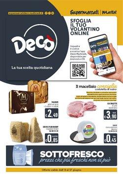 Offerte di Iper Supermercati nella volantino di Deco Supermercati ( Per altri 2 giorni)
