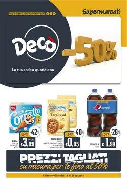 Catalogo Deco Supermercati ( Per altri 4 giorni)